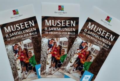 Museumsbroschüre Oberpfälzer Wald neu erschienen