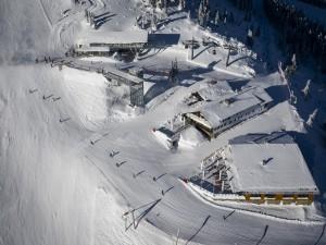 Wintersportgebiet Arber
