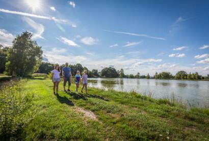 Start der Oberpfälzer Seenland-Wanderwoche 2020