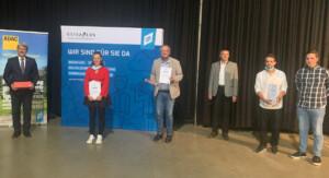 Preisverleihung 1. Film Award Bayerischer Wald