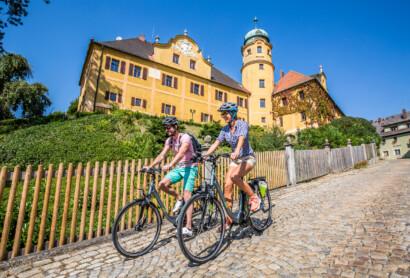 Besuche in Krummennaab und Erbendorf