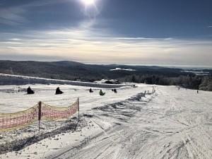 Wintersportgebiet Mitterdorf