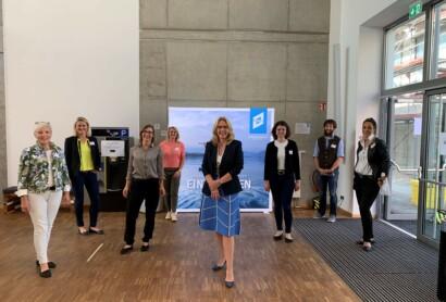 Tourismus Netzwerk Bayern im marinaforum in Regensburg