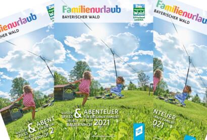 Familienurlaub Bayerischer Wald 2021