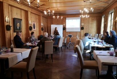 Abschlussworkshop zur Produktentwicklung von Radtouren im Bayerischen Golf- und Thermenland