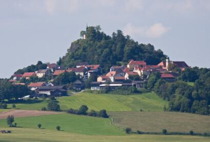 Antrittsbesuche in Parkstein und Floss