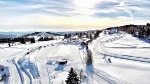 Skistadion Finsterau bei Mauth