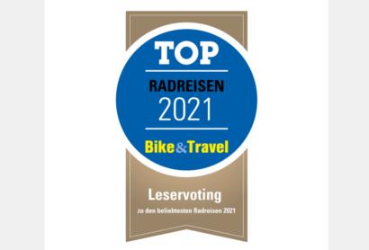 Bitte um Abstimmung für den Bike & Travel Award 2021: Oberpfälzer Radl-Welt nominiert