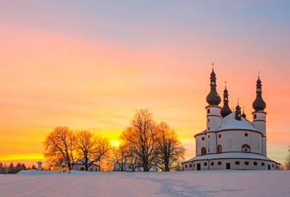 Winter ganz langsam, echt wohlig, spektakulär
