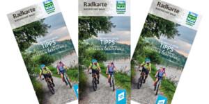 Radkarte Bayerischer Wald 2020