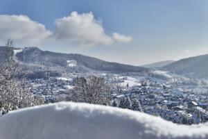 Bodenmais im Winter