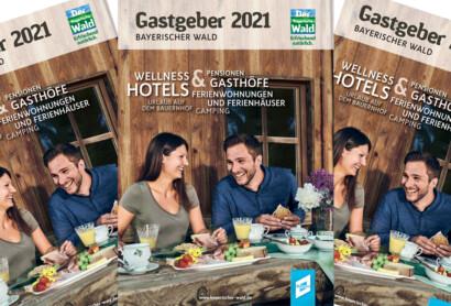 Gastgeberverzeichnis Bayerischer Wald 2021