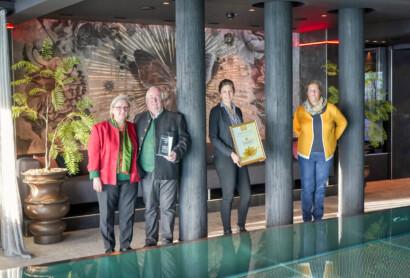 Angerhof Sankt Englmar: LEADING SPA AWARD 2020 für Deutschland