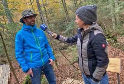 Nationalpark-Podcast erreicht über 22.000 Menschen