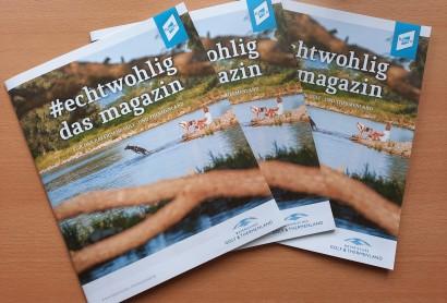 Das neue #echtwohlig Magazin ist da!