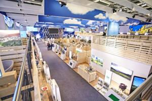 Virtuelle Bayernhalle auf der ITB Berlin NOW 2021