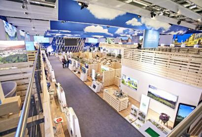 Virtuelle Bayernhalle auf der ITB Berlin NOW