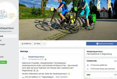 #Follow Us! Die Niederbayerntour auf Facebook