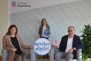 Maximal digital im Landkreis Regensburg