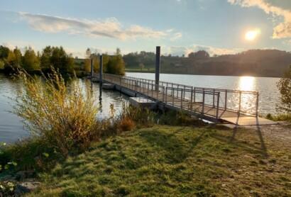 Rundwanderung am Drachensee wieder möglich