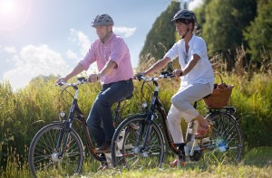 Genuss-Radfahren