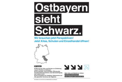#ostbayernsiehtschwarz  Kopieren