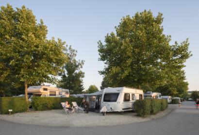Urlaubsziel für wellnessbegeisterte Camper