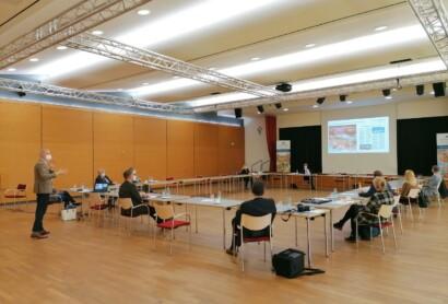33. Beiratssitzung des Bayerischen Golf- und Thermenlandes