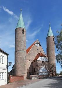 Kirche Heilig Blut Landshut