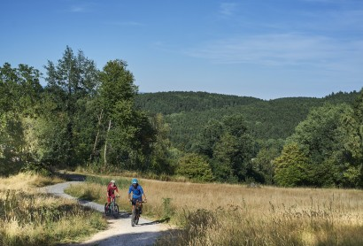 Neue Mountainbikekarte für den Naturpark Oberer Bayerischer Wald