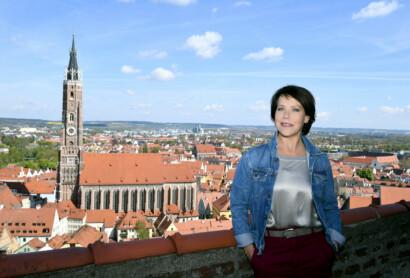 Landshut: Digitaler Stadtspaziergang mit Janina Hartwig