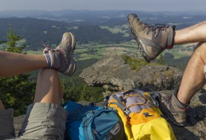 """""""Wandergeheimnisse"""" im Naturpark Oberer Bayerischer Wald"""