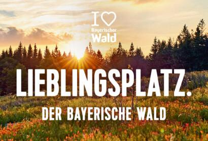 """I ❤ Bayerischer Wald – Facebook-Grafiken """"Wir freuen uns auf dich"""""""