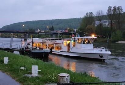 Eine Donauprinzessin für die Personenschifffahrt Kelheim