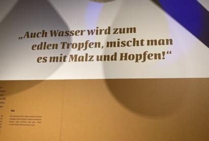 Dauerausstellung Bier & Wir in Aldersbach eröffnet