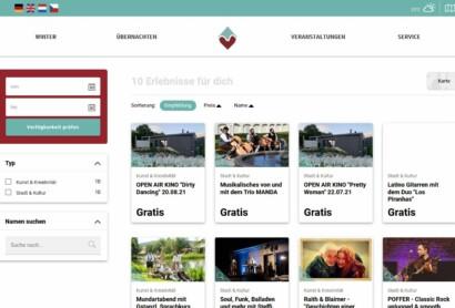 Bodenmais startet in Sachen digitale Vermarktung von Erlebnisangeboten
