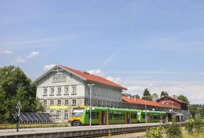 Mitmachen beim Waldbahn-Gewinnspiel – Noch bis 25. September wird jeder Waldbahnfahrschein zum Glückslos