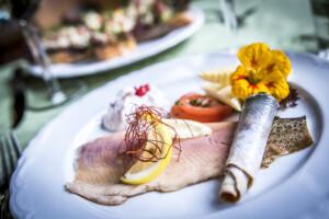 Spezialität Fisch im Oberpfälzer Wald