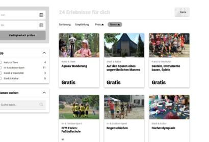 Bad Füssinger Kinder buchen ihr Ferienprogramm jetzt online!