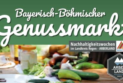 Bayerisch-Böhmischer Genussmarkt in Zwiesel am 31. Juli