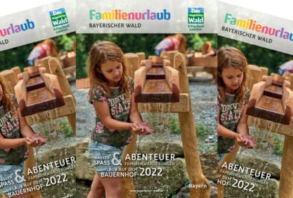 Familienurlaub Bayerischer Wald 2022 – jetzt online