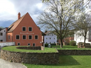 Kastell Boiotro Passau