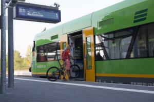 Waldbahn, die grüne Alternative in der Urlaubsregion Bayerischer Wald