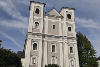 Besuche in Fuchsmühl und Pullenreuth
