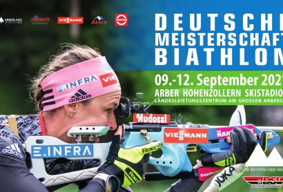 Deutsche Meisterschaft Biathlon 10. – 12. September 2021
