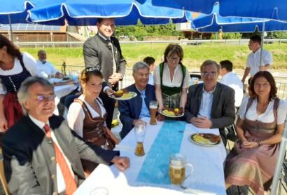 Eröffnung der Karpfensaison im Oberpfälzer Seenland