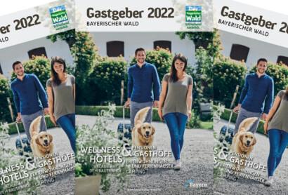 Gastgeberverzeichnis Bayerischer Wald 2022