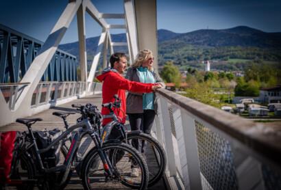 Radfahren ist nachhaltig, gesund und bringt Wirtschaftskraft in die Region