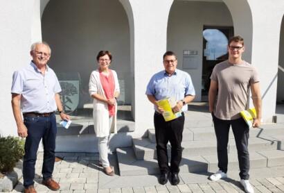 Besuch in der VG Wackersdorf
