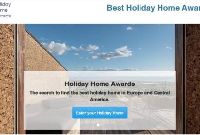 """""""European Holiday Home Award"""" sucht die besten Ferienhäuser und Ferienwohnungen"""